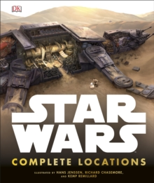Star Wars Complete Locations, Hardback Book