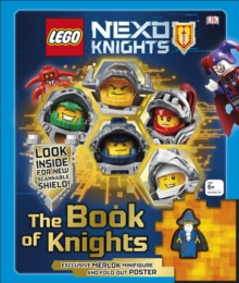 LEGO NEXO KNIGHTS: The Book of Knights, Mixed media product Book