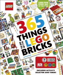 365 Things to Do with LEGO Bricks,  Book