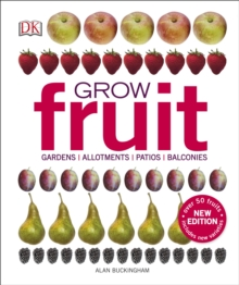 Grow Fruit, Hardback Book