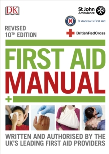First Aid Manual, Paperback Book