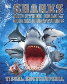 Sharks And Other Deadly Ocean Creatures, Hardback Book