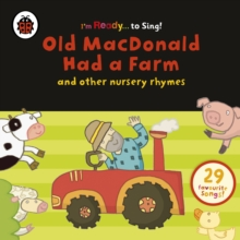 Old Macdonald Had a Farm and Other Classic Nursery Rhymes, CD-Audio Book