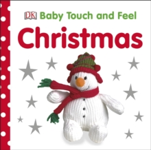 Baby Touch and Feel Christmas, Board book Book