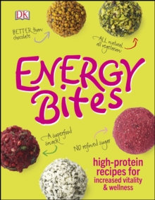 Energy Bites, Hardback Book