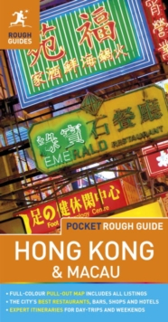 Pocket Rough Guide Hong Kong & Macau, Paperback Book