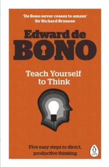 Teach Yourself to Think, Paperback Book