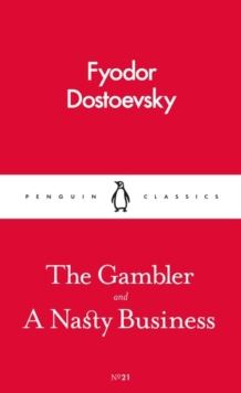 The Gambler and a Nasty Business, Paperback Book