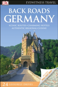 Back Roads Germany, Paperback Book