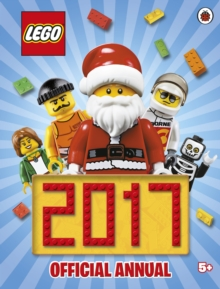 LEGO Official Annual 2017, Hardback Book