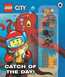 Lego CITY: Catch of the Day, Hardback Book