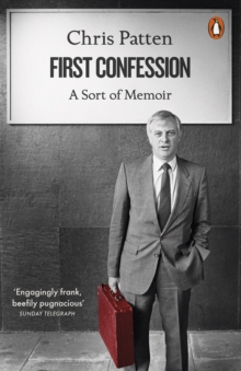 First Confession : A Sort of Memoir, EPUB eBook