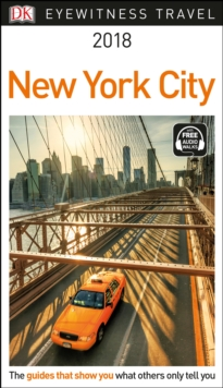 DK Eyewitness Travel Guide New York City, Paperback Book