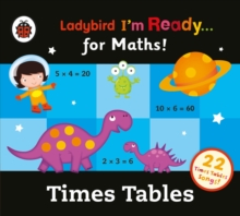 Ladybird Times Tables Audio Collection: I'm Ready for Maths, CD-Audio Book