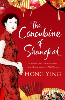 The Concubine of Shanghai, Paperback Book