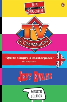 Penguin TV Companion, Paperback Book