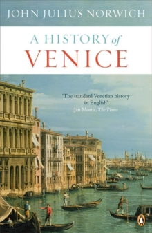 A History of Venice, Paperback Book