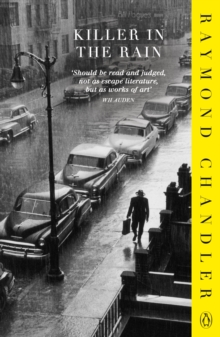Killer in the Rain, Paperback Book