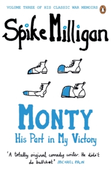 Monty : His Part in My Victory, Paperback Book