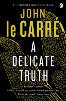 A Delicate Truth, Paperback Book