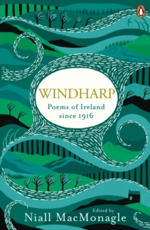 Windharp : Poems of Ireland Since 1916, Paperback Book