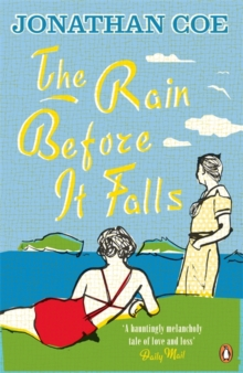 The Rain Before it Falls, Paperback Book