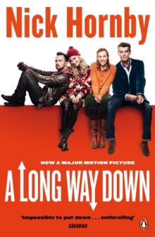 A Long Way Down, Paperback Book