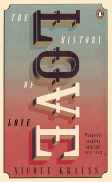 The History of Love, Paperback Book