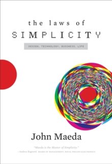 The Laws of Simplicity, Hardback Book