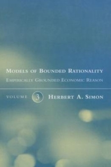 Models of Bounded Rationality