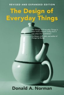 The Design of Everyday Things, Paperback Book