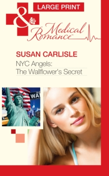 Nyc Angels: The Wallflower's Secret, Hardback Book