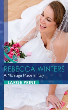 A Marriage Made in Italy, Hardback Book