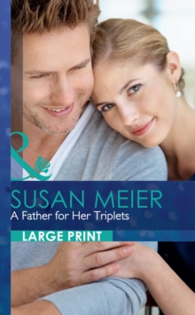 A Father for Her Triplets, Hardback Book
