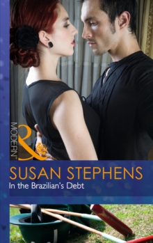 In the Brazilian's Debt, Paperback Book