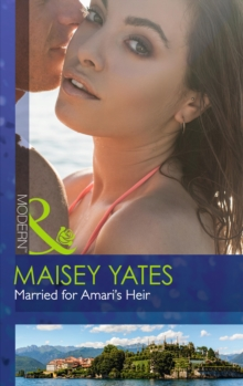 Married for Amari's Heir, Paperback Book