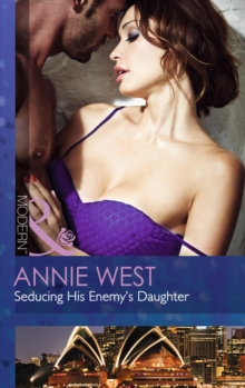 Seducing His Enemy's Daughter, Paperback Book