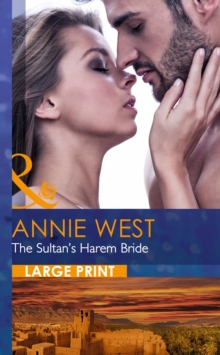 The Sultan's Harem Bride, Hardback Book