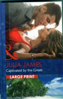 Captivated By The Greek, Hardback Book
