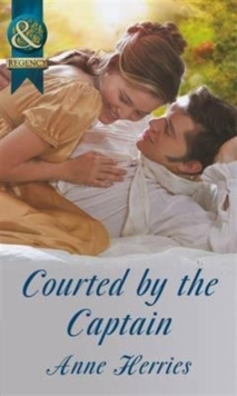 Courted by the Captain, Paperback Book