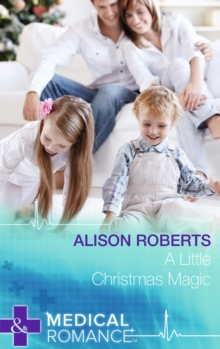 A Little Christmas Magic, Paperback Book