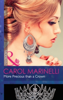 More Precious Than a Crown, Paperback Book