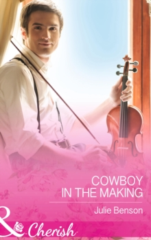 Cowboy in the Making, Paperback Book