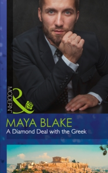 A Diamond Deal with the Greek, Paperback Book