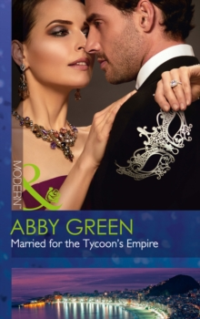 Married for the Tycoon's Empire, Paperback Book