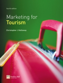 Marketing for Tourism, Paperback Book