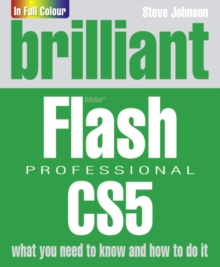 Brilliant Flash Professional CS5, Paperback Book