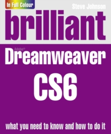Brilliant Dreamweaver CS6, Paperback Book