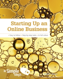 Starting Up an Online Business in Simple Steps, Paperback Book