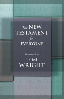The New Testament for Everyone, Hardback Book